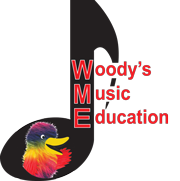Woodys Music Education Logo